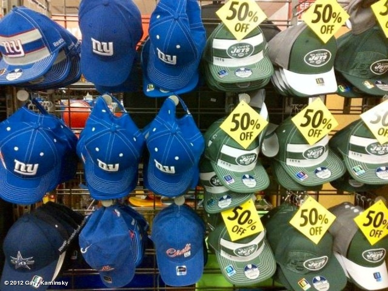 Jets' Late-Season Collapse Leads Tri-State Stores to Slash Merchandise Prices (Photo)