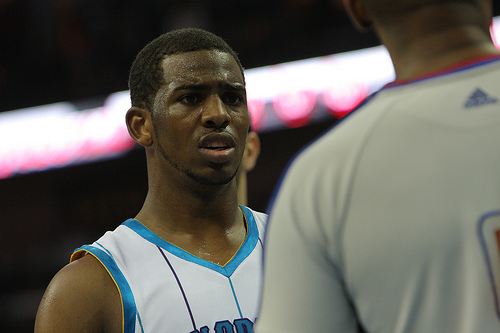 Rejected Chris Paul Trade Prompts Expletive-Laden Tirade By Enraged NBA Executive