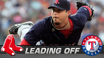 Red Sox Turn to Beckett to Stop the Bleeding