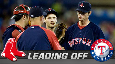 Buchholz Summoned to Stop the Skid