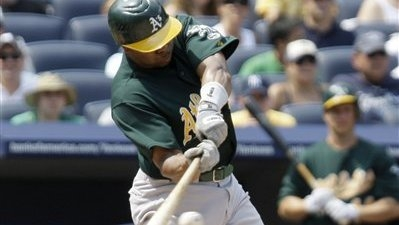 A's Stop Yankees' Streak at Eight