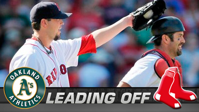 Red Sox, Beckett Hope to Feast on Lowly A's at Fenway