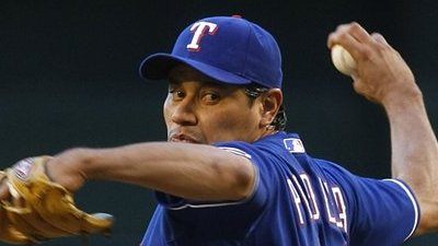 Rangers' Padilla Scratched, Replaced by Nippert