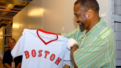 Red Sox Legend Rice to Have No. 14 Retired