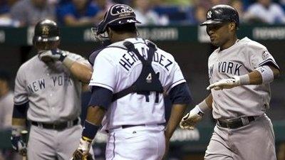 Burnett, Yankees Breeze Past Rays