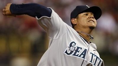 Report: Red Sox Offered Buchholz, Bard, Bowden For Felix Hernandez