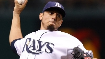 Rays' Garza Blurs the Line With Questionable Intentions