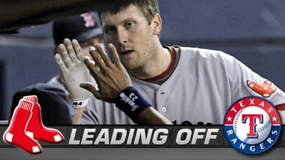 Wild-Card Lead on the Line as Red Sox Face Rangers