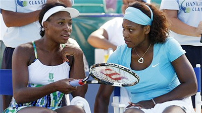 Venus, Serena Williams to Own Part of Dolphins