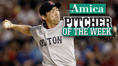 Saito Strong Out of Red Sox Bullpen