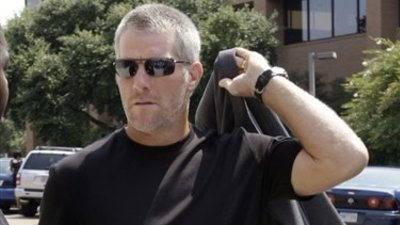 Favre's Act Is Getting Pretty Old