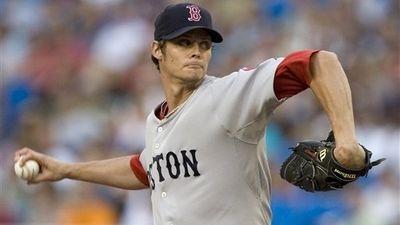 Buchholz Dethrones Halladay as Red Sox Rip Blue Jays 6-1