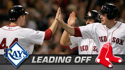 Reeling Rays Meet Red Sox for Last Series of Season