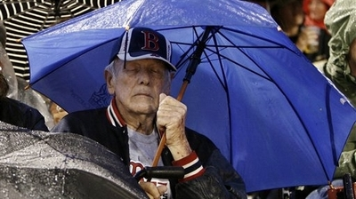Red Sox Game Postponed, Rescheduled for Sunday at Noon