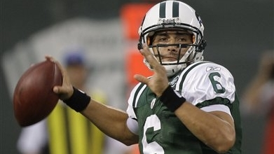 Father's Drills Molded Mark Sanchez Into a Superstar
