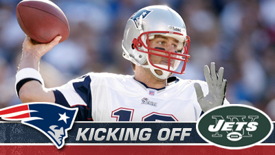 Pats Look to Extend Road Winning Streak Against Jets