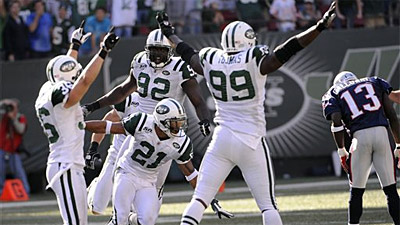 Jets Defense Dominates En Route to First Home Win Over Patriots Since 2000