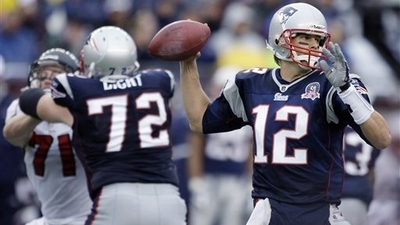 Tom Brady Reaches Milestone With 200th Touchdown