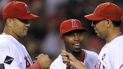Angels Again at the Top of the American League