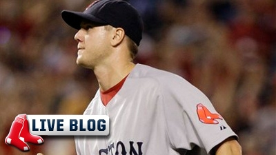 Live Blog: Red Sox at Orioles
