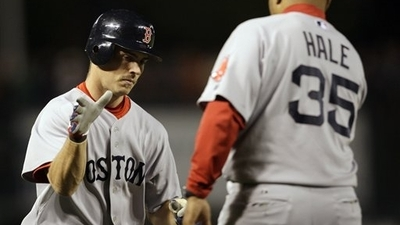 Late-Inning Surge Powers Red Sox' 11-5 Win Over Orioles