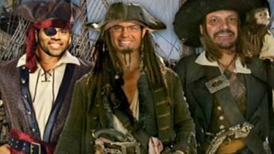 How to Celebrate International Talk Like a Pirate Day