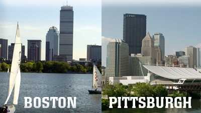 Top 10 Reasons Boston Will Dethrone Pittsburgh as Best Sports City in 2010