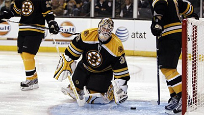 Bonding on the Road Should Help Struggling Bruins to Jell