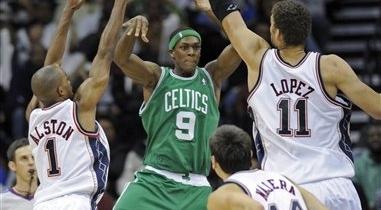 Rajon Rondo Continues to Shine in Celtics' Backcourt
