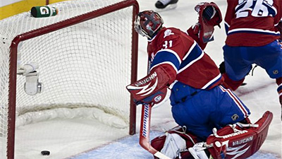 Ryan O'Reilly's First NHL Goal Lifts Avalanche Past Canadiens