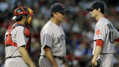 Red Sox Happy to Be Holding on to Pitching Coach John Farrell