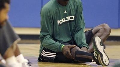 Kinesio Tape Working Wonders for Celtics