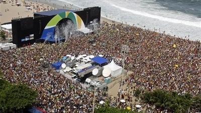 Rio de Janiero Ready to Party Until 2016