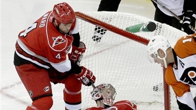 Aaron Ward Fitting in Nicely for Canes -- Even With Scott Walker