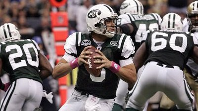 Mark Sanchez's Next Test is Bouncing Back From his First NFL Defeat