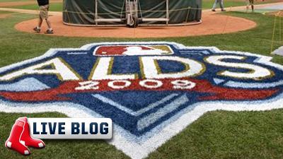 Live Blog: ALDS Game 3, Angels at Red Sox