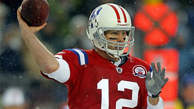 Tom Brady's Six Touchdowns Help Patriots Pound Titans 59-0