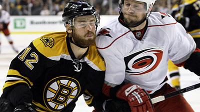 Chuck Kobasew Trade Sends a Message to Bruins Locker Room