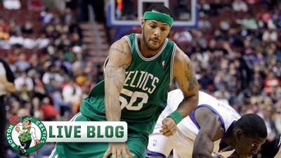 Live Blog: Celtics at Nets