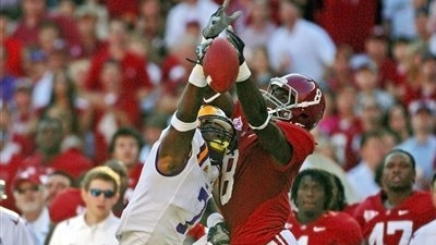 Alabama Headed to SEC Championship With Win over LSU