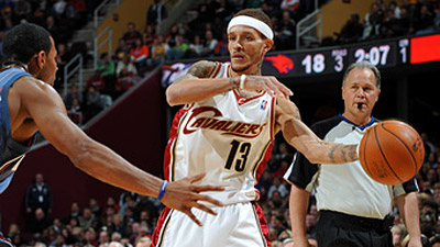 Delonte West's Antics, Absence Responsible for Cavaliers' Slow Start