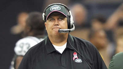 Rex Ryan 'Disrespected' By Patriots' Late Pass Attempt