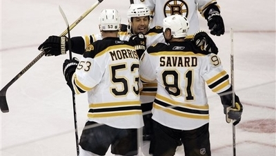 Bruins Sign Marc Savard to Seven-Year Extension