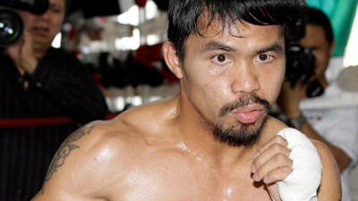 Manny Pacquiao Boxing