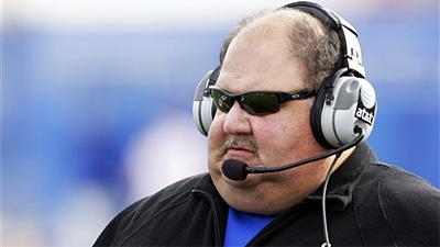Embattled Mark Mangino Resigns as Kansas Coach