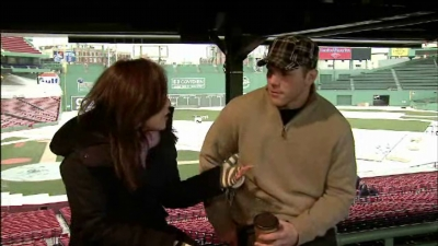 Enforcer Shawn Thornton Ready for Possible Rumble in Winter Classic