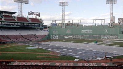 Fenway Park's Intimate Seating Will Make This Year's Winter Classic One for the Ages