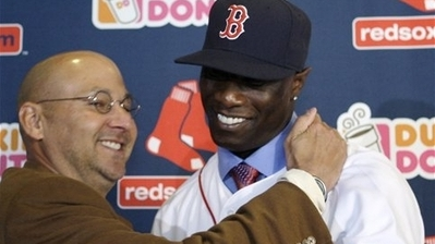 Mike Cameron Happy to Play Wherever the Red Sox Decide to Put Him
