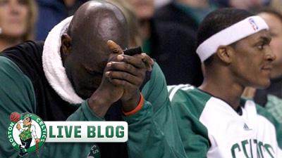 Live Blog: Timberwolves at Celtics