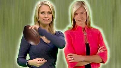 Heidi Watney, Kathryn Tappen Ready for Epic Fantasy Battle